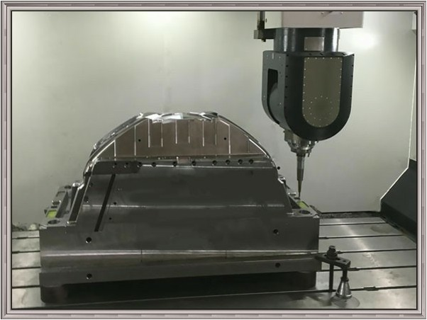 High speed CNC 01