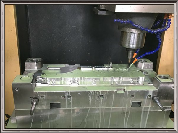 High speed CNC 02
