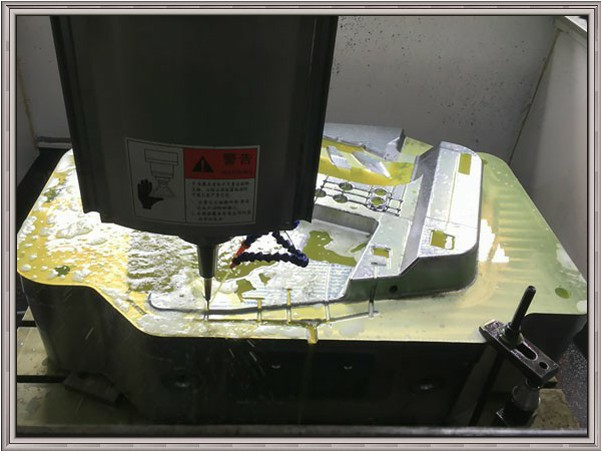 High speed CNC 03