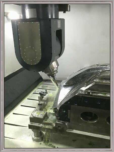 5-axis CNC machining 01