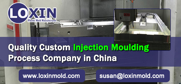 Quality Custom Injection Moulding Process Company in China