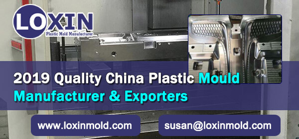 2019 Quality China Plastic Mould Manufacturer & Exporters