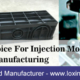 Best Choice For Injection Molding China Manufacturing
