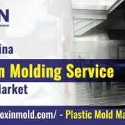 Quality China Injection Molding Service For Mold Market LOXIN MOLD
